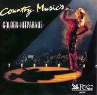 Cover  - Country Music's Golden Hitparade