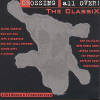 Cover  - Crossing All Over! - The Classix