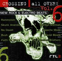 Cover  - Crossing All Over! Vol. 6