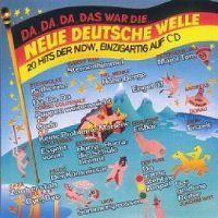 Cover  - Da, Da, Da, das war die... Neue Deutsche Welle
