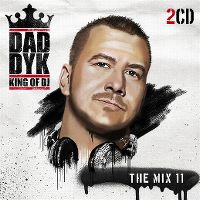 Cover  - Daddy K - The Mix 11