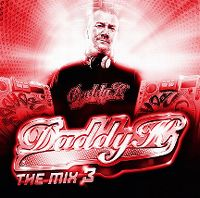 Cover  - Daddy K - The Mix 3