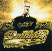 Cover  - Daddy K - The Mix 6
