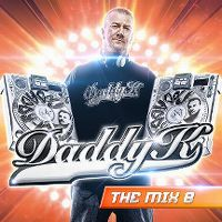 Cover  - Daddy K - The Mix 8