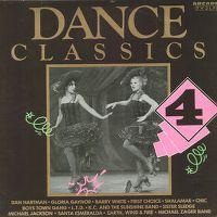 Cover  - Dance Classics 4
