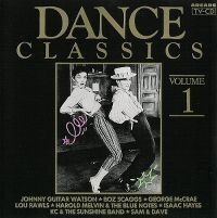 Cover  - Dance Classics CD Volume 1