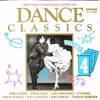 Cover  - Dance Classics Volume 4