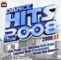 Cover  - Dance Hits 2008.02