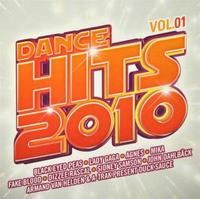 Cover  - Dance Hits 2010 Vol. 01