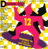 Cover  - Dance Max 12