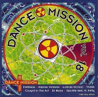 Cover  - Dance Mission Vol. 18
