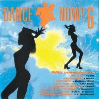 Cover  - Dance Now! 6