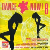 Cover  - Dance Now! 8