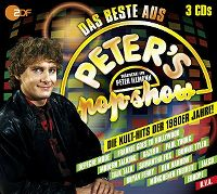 Cover  - Das Beste aus Peter's Popshow - Präsentiert von Peter Illmann