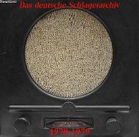 Cover  - Das deutsche Schlagerarchiv 1970-1979