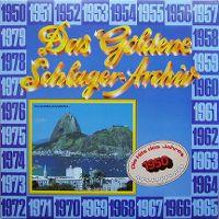 Cover  - Das Goldene Schlager-Archiv - 1950
