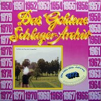 Cover  - Das Goldene Schlager-Archiv - 1972