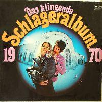 Cover  - Das klingende Schlageralbum '70