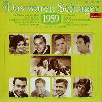 Cover  - Das waren Schlager 1959