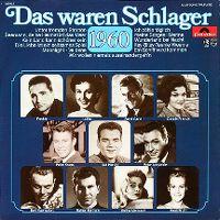 Cover  - Das waren Schlager 1960