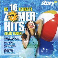 Cover  - De 16 leukste zomerhits aller tijden