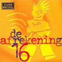 Cover  - De Afrekening 16