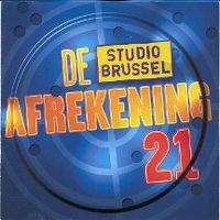 Cover  - De Afrekening 21