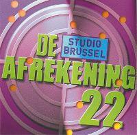 Cover  - De Afrekening 22