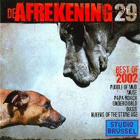 Cover  - De Afrekening 29 - Best Of 2002
