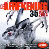 Cover  - De Afrekening 35 - Best Of 2004