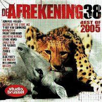 Cover  - De Afrekening 38 - Best Of 2005