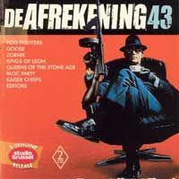 Cover  - De Afrekening 43