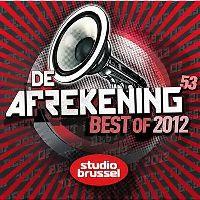Cover  - De Afrekening 53 - Best Of 2012