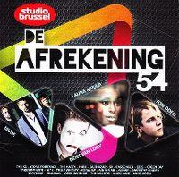 Cover  - De Afrekening 54