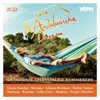 Cover  - De Andalusische Droom
