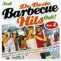 Cover  - De beste barbecue hits ooit! vol. 2