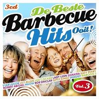 Cover  - De beste barbecue hits ooit! vol. 3
