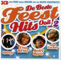 Cover  - De beste feest hits ooit! vol. 2