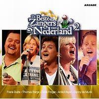 Cover  - De beste zangers van Nederland 2