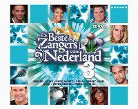 Cover  - De beste zangers van Nederland 3