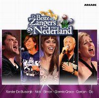 Cover  - De beste zangers van Nederland