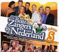 Cover  - De beste zangers van Nederland seizoen 5