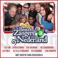 Cover  - De beste zangers van Nederland seizoen 6