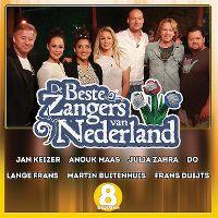 Cover  - De beste zangers van Nederland seizoen 8