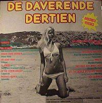 Cover  - De Daverende dertien (1975)