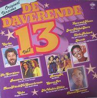 Cover  - De Daverende dertien Vol. 7 (1977)