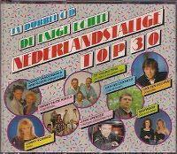 Cover  - De enige echte Nederlandstalige Top 30 Deel 1