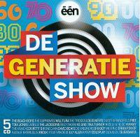 Cover  - De Generatieshow