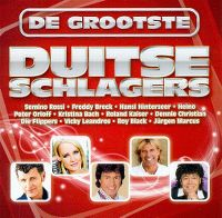 Cover  - De grootste Duitse schlagers
