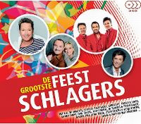 Cover  - De grootste feestschlagers Box